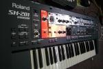 Roland SH-201 versus SH-01 Gaia