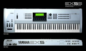 Yamaha Silver EX5S