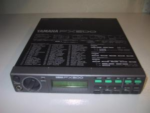 Yamaha FX500 Simul-Effect Processor