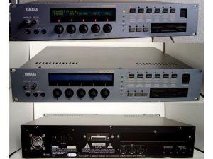 Yamaha A3000 Sampler