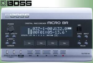 Boss Micro-Br Recorder