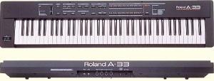 Roland A-33 Midi Keyboard Controller