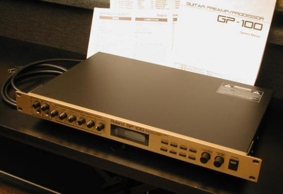 Roland GP-100 Rack Effect Processor