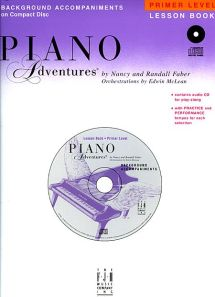Piano Adventures CD