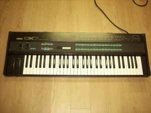Yamaha DX-7 Digital Synthesizer