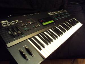 Yamaha DX7IID Synthesizer