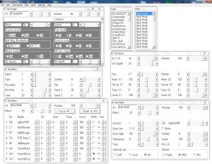 Kawai K4 Editor for Windows