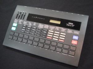 Yamaha RX7 Digital Rhythm Programmer