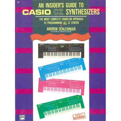 Insiders Guide to Casio CZ Synthesizers