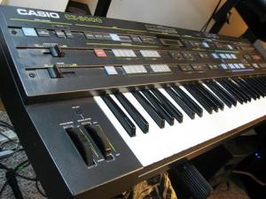 Casio CZ-5000 Synthesizer