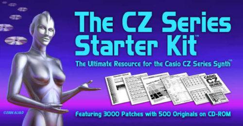 Casio CZ-5000 Starter Kit