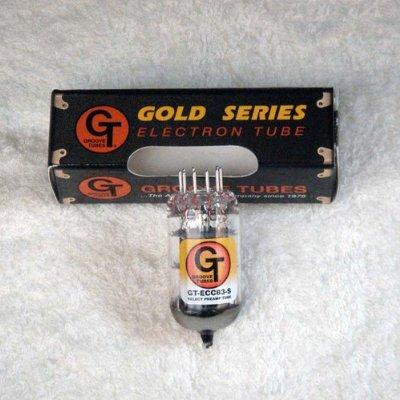 GT ECC83-S Tubes Korg EMX-1