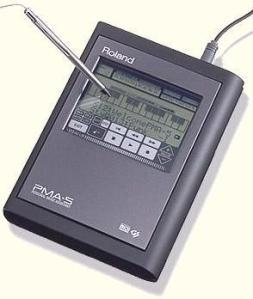ROLAND PMA-5 PERSONAL MUSIC ASSISTANT