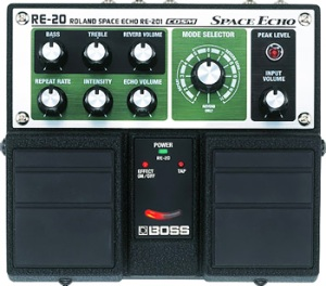 Boss RE-20 Analog Syn Effects