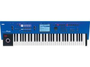 Korg M50 Blue