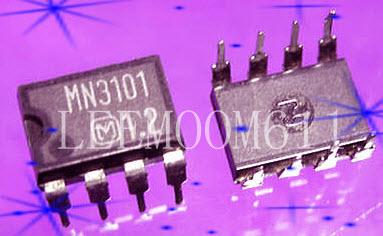 Panasonic MN3101 Roland Juno 106 BBD Chorus Chip