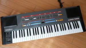 Roland Juno 106s