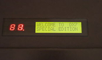 Yamaha DX-7 Special Edition Rom
