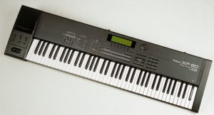 Roland XP-80 Workstation