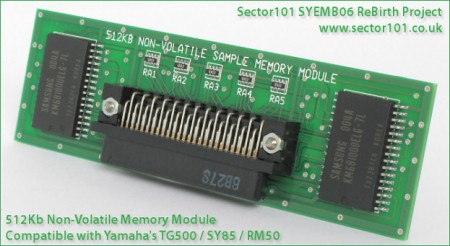 Sector101 SYEMB06 Memory Modules