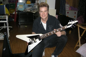 ESP Edwards E-FV-95 WB Flying V