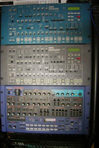 Dual MS2000 Sound Modules
