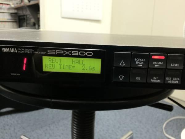 Yamaha Spx Battery