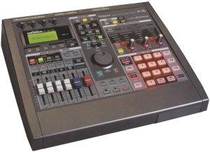 Roland Edirol A6 Audio Workstation