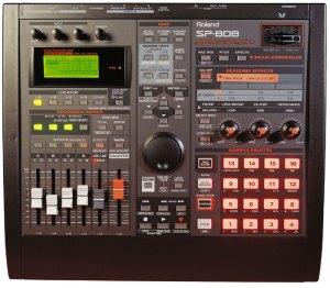 Roland SP-808 Groove Sampler