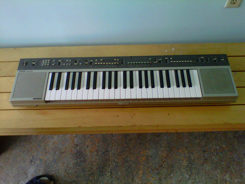 Yamaha ps 55 keyboard wonder jim atwood in japan for Yamaha a3000 keyboard