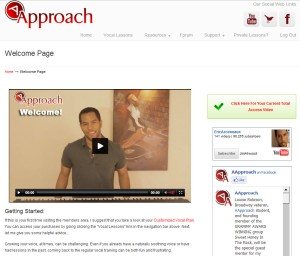 Aapproach Vocal Lessons