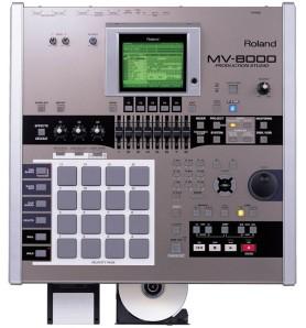 Roland MV-8000 Sampler