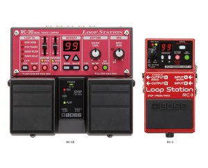 Boss RC-30 RC-3 Looper