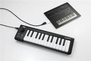 Korg Microkey 25 iPad Controller