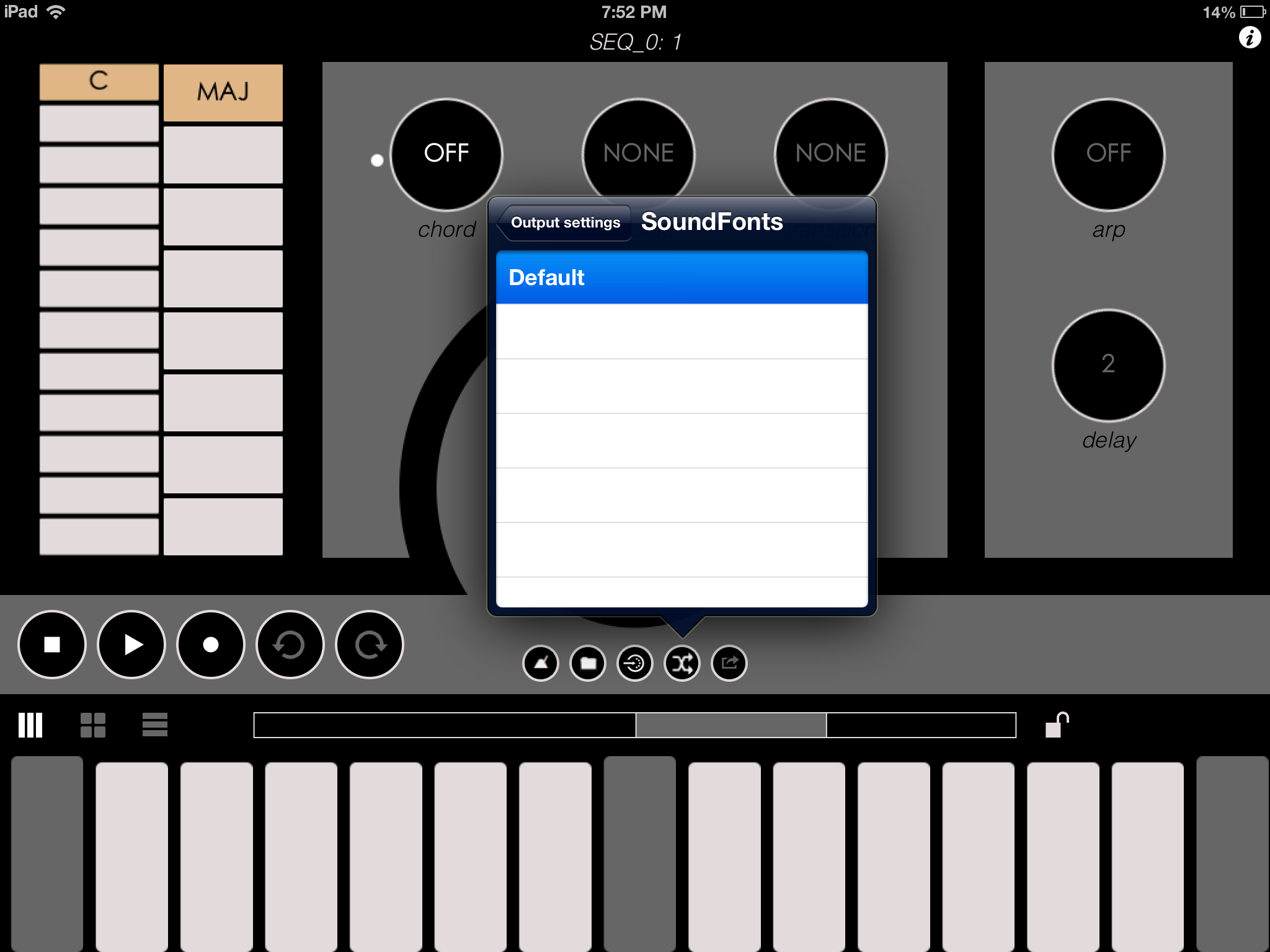 Soundfont SF2 Compatible iPad Apps – Jim Atwood in Japan