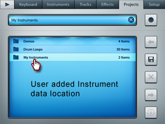 FL Studio Mobile User Instruments