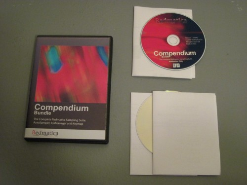 Redmatica Compendium Pro 2 Bundle