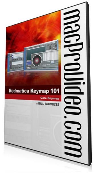 MacProVideo Redmatica Keymap Pro 101