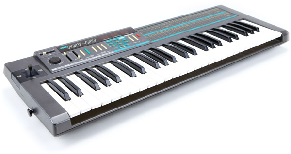 Korg Poly-800 Synthesizer