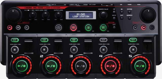 Boss RC-505 Loopstation