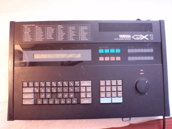 Yamaha QX1 Sequencer