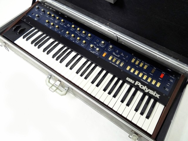 Korg Polysix Synthesizer