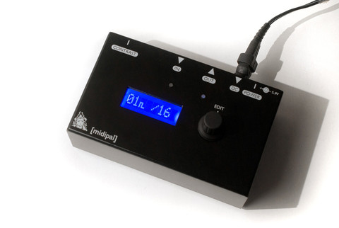 MidiPal Mutable Instruments