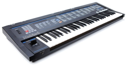 Oberheim Matrix 6 Synthesizer