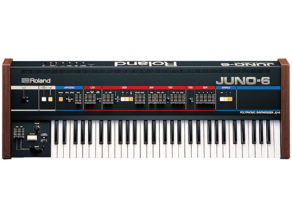 Roland Juno-6 Synthesizer