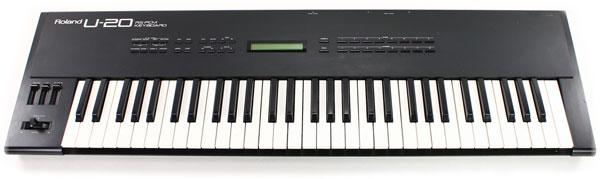 Roland U-20 RS/PCM Synthesizer