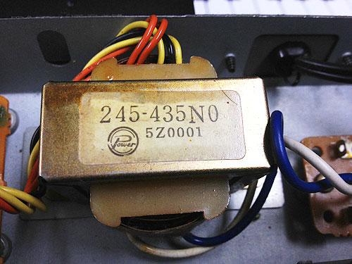 Juno-2 Transformer