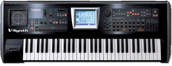 Roland V-Synth 2.0