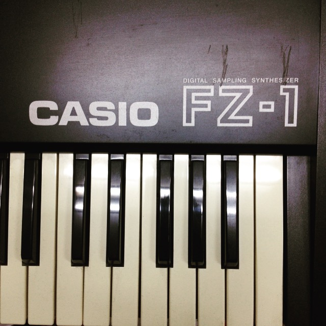 Casio FZ-1 Digital Sampling Synthesizer