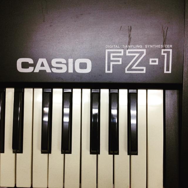 Casio FZ-1 Digital Sampling Synthesizer